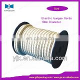 Flat Elastic Polyester Cord for V-belts