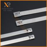 Ball-Lock Stainless Steel Cable Tie_XR-C46