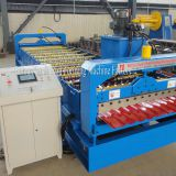 Roof Metal Sheet Corrugated Profile Roll Forming Machine