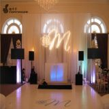 Topfinger cheap circular malaysia wedding mandap pipe and drape for event