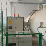 Radio Frequency Vacuum Wood Dryer Drying Kiln Equipment 10m3