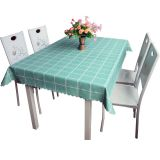 Factory supplying pattern printed trendy Waterproof Table Cloth