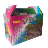 Fruit Gift Packaging Box Carton for Takeout Take Away Packaging