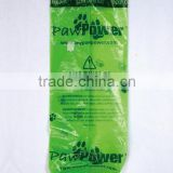 Multifunctional ldpe dry clearing plastic bag(made in China) for laundry with high quality