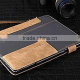 2015 Wholesale China New manufacture custom jean skin smart cover for ipad 4,leather stand case for ipad 4
