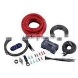 Building Kit Amplifier , Super Power Car Amplifier Wiring Kit , Private Mould Super Power Car Amplifier Wiring Kit