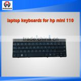 Brand New laptop keyboard FOR HP MINI 110 BLACK US/UK/SP layout
