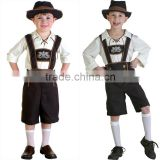 Children's Day German Oktoberfest Boy Cosplay Costume