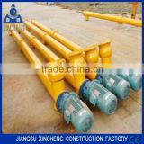 Factory made ISO CE Standred large capacity screw conveyor for electric screw feeder