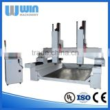 New Hot Sale 3D Router CNC & 5D Styrofoam Cutter 2000x3000mm Double Head Vertical Foam Cutting Machine