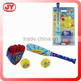 Outdoor sport toy baseball bats set