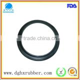 anti-shock,anti-slip,wearable Flat Silicon Rubber Gasket for fan,air-conditions