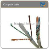 Heat-resistance Fluorinated Ethylene Insulation Silicon Rubber Sheath Computer Cable