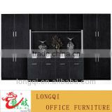 large modern design high quality aluminum decoration combine file cabinet bookcase book storage