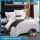 Brand new luxuriant hotel bedding set bed sheet duvet cover sets