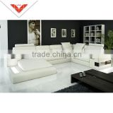 Good quality R68 fashionable Germany leather sofa