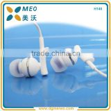 Popular selling Android smart phone use accessories wired mp3 stereo earphone headphone