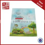 China print facial mask packaging bag cosmetic