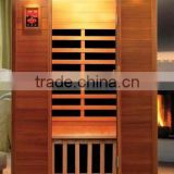 sauna wood stove steam room 2 person or people