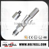 Metal shell for hydraulic waterproof pressure sensor