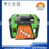 Good quality ball pen uv printer/printing machine with 12 PCS print head ,A3 UV 3358 Flatbed Printer