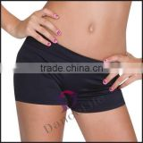 C2517 Child banded waist cotton lycra booty shorts running shorts dance shorts dance hot pants shorts girls dance shorts