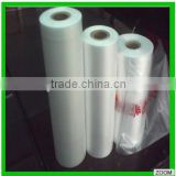 pe material ldpe plastic clear suit cover