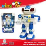 kids educational toy Battery operated robot toy kids electronic robot