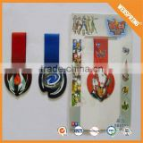 2015 interesting special design magnetic bookmark