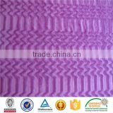 polyester upholstery brushed soft velvet fabric for sofa cover pillow
