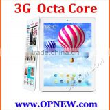 10 inch 3g tablet pc with dual sim card android 5.1 lollipop Octa Core ips GSM GPS FM Bluetooth Wifi 4 Bands OP980 from OPNEW