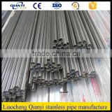304 stainless steel decorative tube 201stainless steel pipe per meter 316L small diameter stainless steel pipe