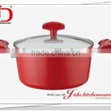 FORGED ALUMINUM DUTCH OVEN WITH HIGH QUALITY