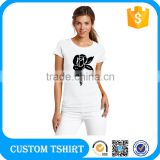 China Supplier Customize Fashion Bulk Cotton T Shirt No Brand OEM Design Made In China