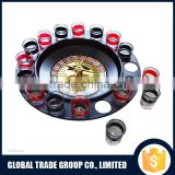 Drinking Roulette Adults Party Set After Dinner Glasses Spin Shot Game Stag Hen H0074