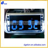 segment LCD module for digital clock