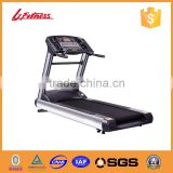 Professional Gym Equipment Commercial Motorized Treadmill LJ-9505 deluxe heavy duty commercial treadmill 7HP AC Motor gym equipm