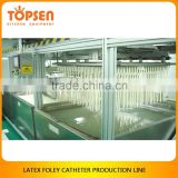 Large production capacity automatic latex foley catheter production line from China