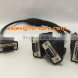 DB9 connector male to female db9 cable