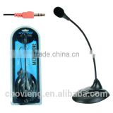 Desk Table Microphone with Long Arm