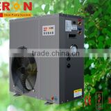 deron air to water solar heat pump water heater equipment for small business at home meeting heat pump