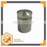 solid Stainless steel and Brass ring round polish/satin Various specifications Advertising nails