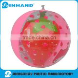 pvc Inflatable beach balls with a Strawberry insert/inflatable beach ball/beach ball with logo printing/beach ball