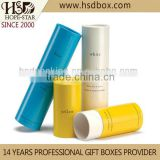 High quality delicated paper lip balm tube wholesale
