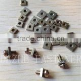 DIN562 thin square nuts and screw
