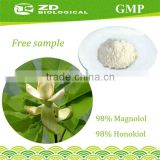 Plan extract Magnolia bark extract Magnolol , Honokiol for loss weight