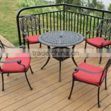 cast aluminum firepit outdoor firepit cast aluminum furniture picnic table & chair