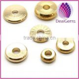 wholesale wheel beads copper spacer beads