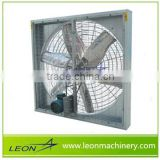 LEON brand hanging exhaust cattle fan for farm
