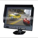 Remote Control DC12V 16:9 640*234 9inch TFT Panel Car Monitor with AV Input